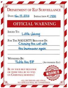 free warning for