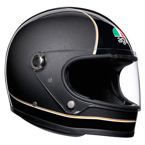 Helm Agv Black helm agv x3000 agv black grey yellow 183 motocard