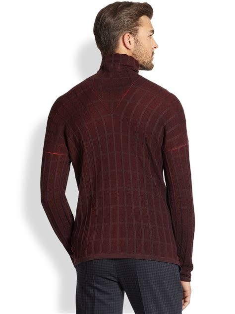 16689 Brown Turtle Neck Sweater collection mens brown turtleneck shirts pictures best