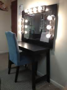 Makeup Vanity Mirror Diy Vanity Mirror Diy Mirror With Light Bulbs Diy