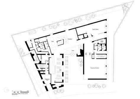 floor plan 171 the schelfhaudt gallery leventis art gallery feilden clegg bradley studios