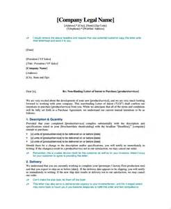 Letter Of Intent Business Definition Sle Letter Of Intent Contract 8 Documents In Pdf Word