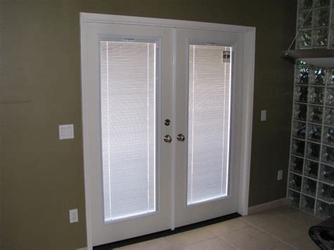 Door Window Blinds by Doors With Built In Blinds Door Doors