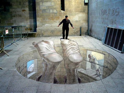 3d illusion l 3d eduardo relero s amazing optical illusions