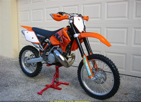 Ktm 250 Horsepower 2006 Ktm 250 Exc Pics Specs And Information