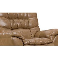 simmons big man recliner simmons upholstery bonded leather recliner shop living