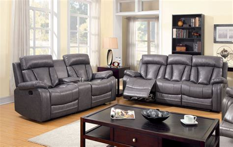 Gray Leather Living Room Sets Gray Leather Living Room Set Modern House