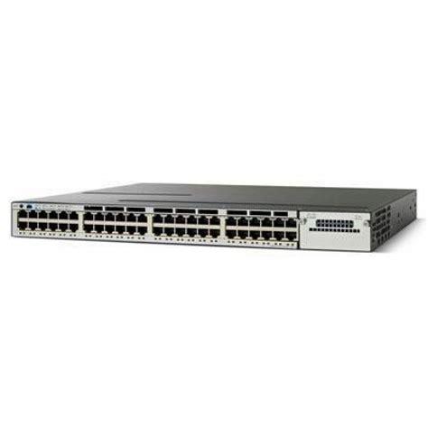 Cisco 3945k9 used cisco ws c3750x 48p s