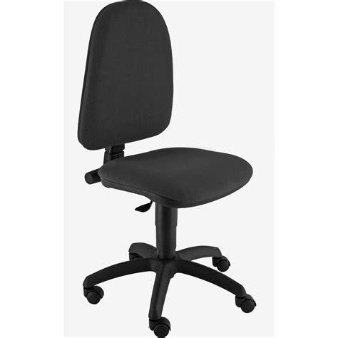 mondo office sedie swing sedia operativa tessuto nero staples 174