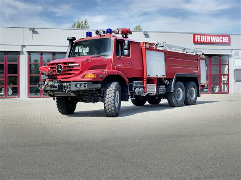Mercedes Commercial Trucks by Mercedes Mercedes Special Trucks At The