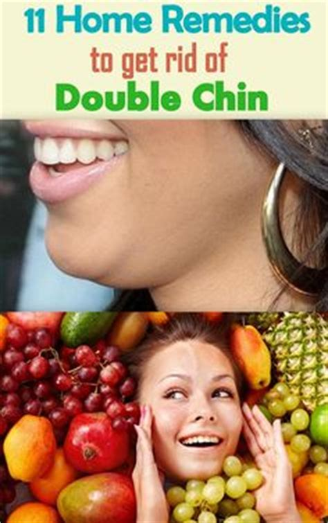 19 diy home remedies for double chin double chin on pinterest facial exercises face