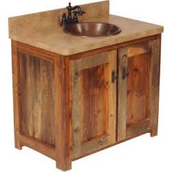 Rustic Vanity Cabinets For Bathrooms » Modern Home Design