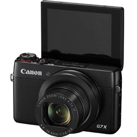 Kamera Digital Canon G7x canon powershot g7x digital black