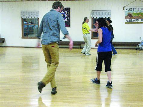 swing east coast ballroom dance club helps fairbanksans get their kicks