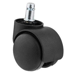 Replacement Casters For Office Chairs by Chair Caster Wheel For Office Chair Replacement Black Ebay