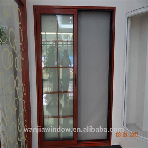 Tirai Jendela Aluminium aluminium pintu jendela kaca ganda aluminium jendela dan