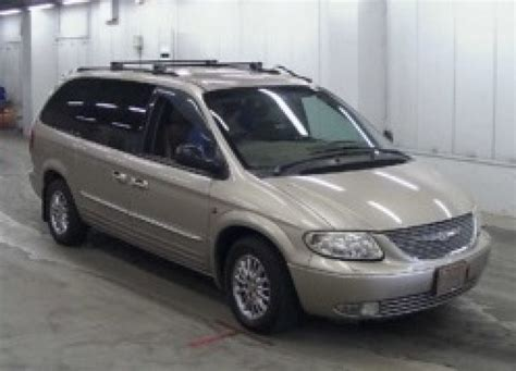 chrysler grand voyager 2002 chrysler grand voyager 2002 used for sale