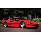 Ferrari F40 Cars  News Videos Images WebSites Wiki