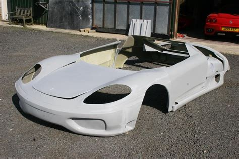 fake ferrari body kit toyota mr2 to ferrari 360 replica picked up the ferrari