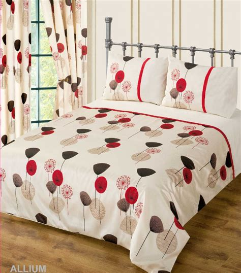 Flannelette Single Duvet Cover Red Wine Cream Colour Bedding Duvet Cover Set Stylish