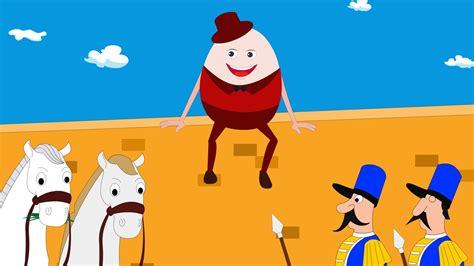 full humpty dumpty nursery rhyme humpty dumpty nursery rhyme youtube