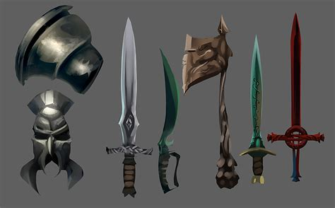 armour and swords inside the swords and armor concept by alumx on deviantart