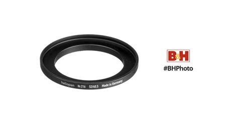 Step Up Ring 40 5 52mm heliopan 40 5 52mm step up ring 216 700216 b h photo