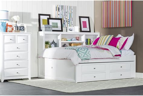 white full bed with storage full size bed with storage white full size storage bed