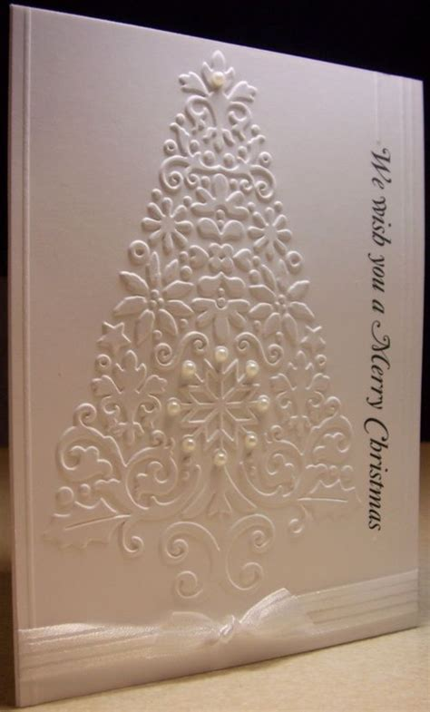 cuttlebug embossing folder lace tree what caught my