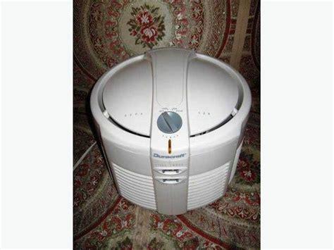 duracraft hepa  air cleaner central ottawa