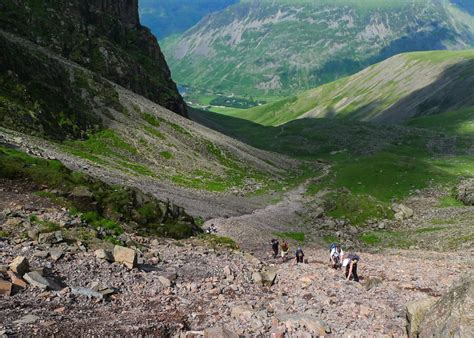 Side Elevation by Scafell Pike Mountain Information