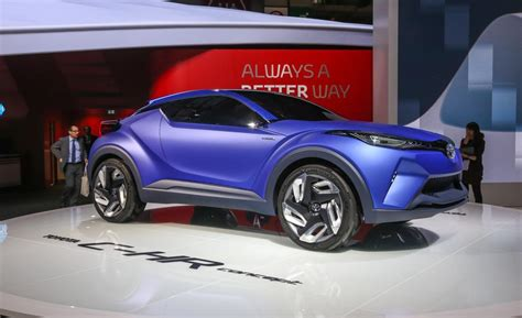 toyota ch 2016 toyota ch r will debut at the geneva motor show 2016