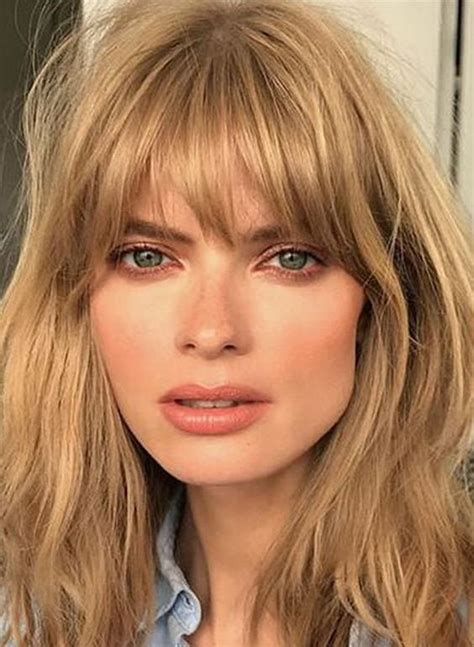 hairstyles with bangs 2018 gorgeous long bob hairstyles in 2018 cute lob cuts
