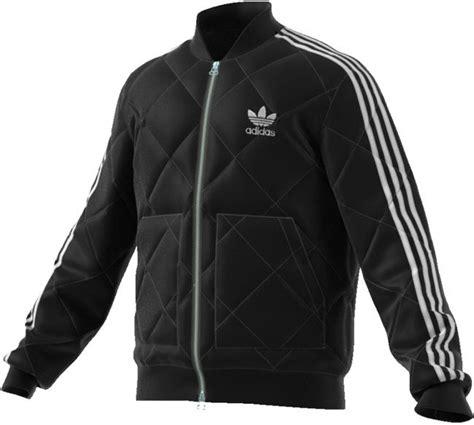 Jaket Predator Adidas Black adidas originals mens superstar quilted jacket black i landau