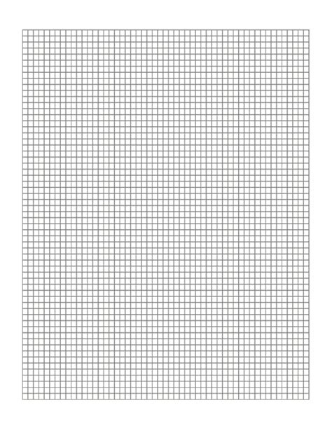 Graph Paper Engineering Paper Template