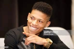 hakeem enpite hair cut bryshere gray cute all by himself but i love his haircut