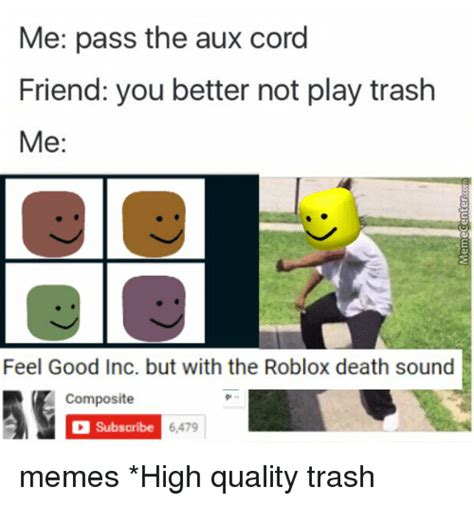 Roblox Memes - 25 best memes about roblox death sound roblox death