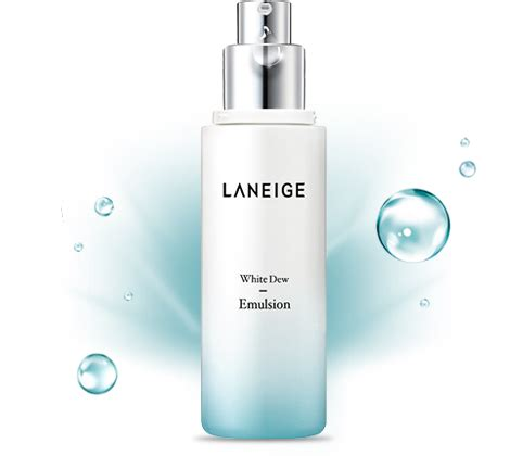Emulsion Laneige laneige white dew emulsion 100ml kbeauty original