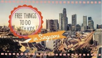 Free Things To Do In 25 Free Things To Do With In Singapore From Sassy