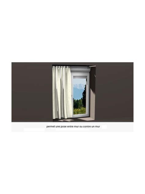 Tringle A Rideaux Sans Percage by Support Sans Per 199 Age Pour Tringle 192 Rideaux 216 28mm Noozika