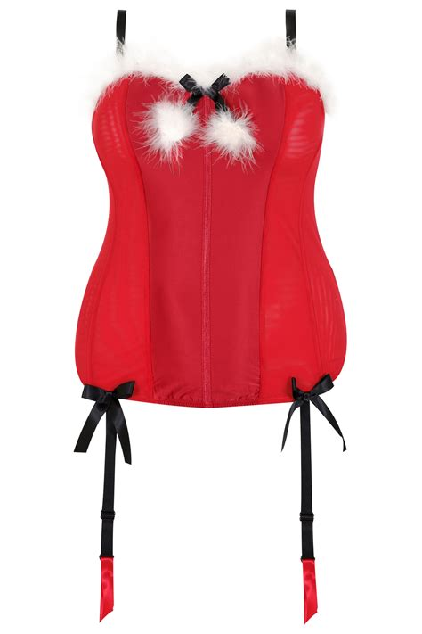 red santa sack for babies pictures santa baby satin mesh suspender bustier plus size 16 to 36