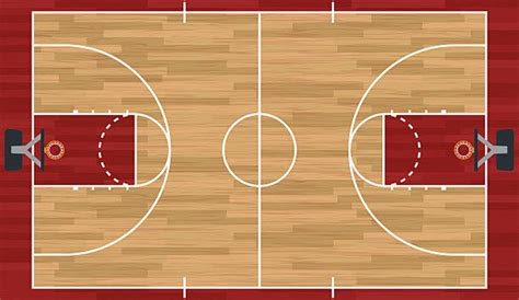 basketball court clipart royalty free basketball court clip vector images