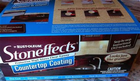 Countertop Resurfacing Home Depot by Rust Oleum Effects Countertop Coating This Green