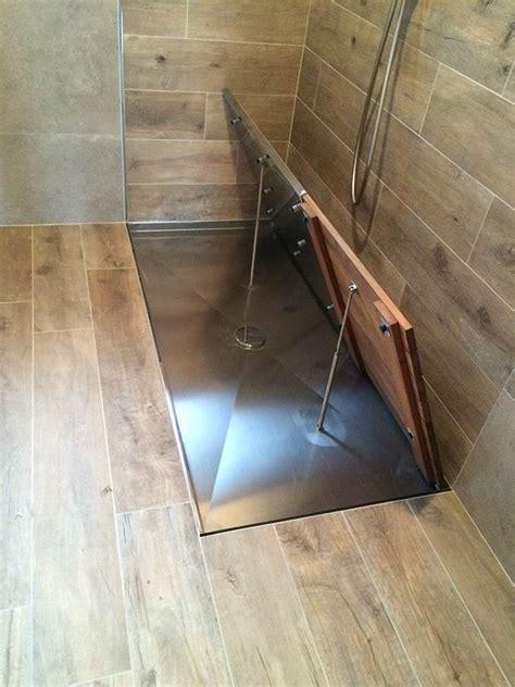 piatto doccia da incasso piatto doccia filo pavimento modello p dreno silverplat