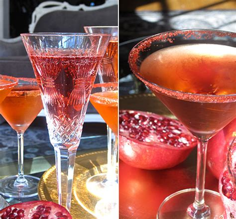 Happy Hour Pomtea Spritzer by Putting The Happy In Happy Hour Gotoglamourgirl