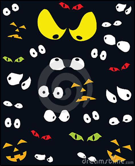 printable scary halloween eyes scary eyes clipart free clipground