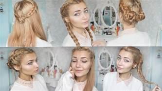 pics for gt hair ideas for hair for school
