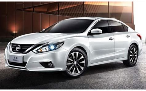 nissan car models 2018 nissan teana changes release date specs and price