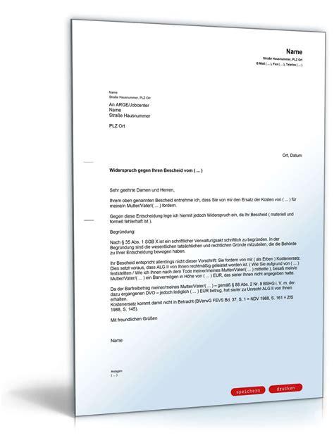 Bewerbung Beim Jobcenter widerspruch r 252 ckzahlung alg ii f 252 r angeh 246 rige vorlage