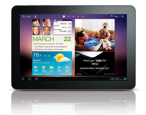 best droid tablet top 10 tablets android